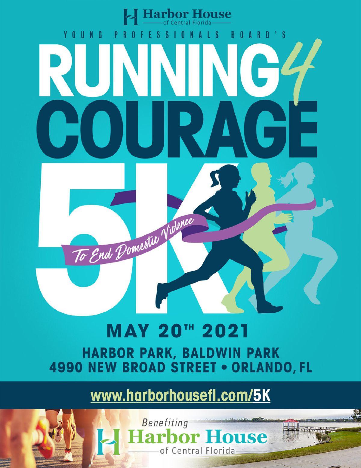 Running 4 Courage 5K